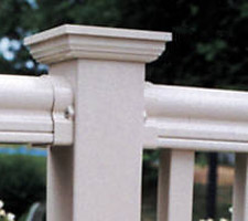 Dream Rail EX Vinyl Railing System
