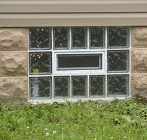 Varco Windows Amp Doors Glass Block Windows