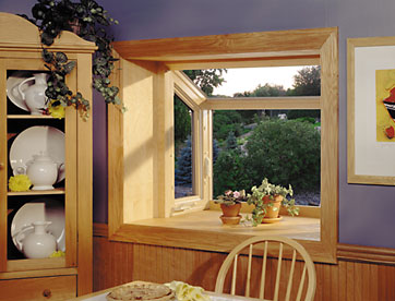 Garden Windows for the kitchen from VARCO